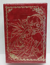 Rozen Maiden Vol 1 DVD with artbox (artbox feels velvety) (factory sealed)