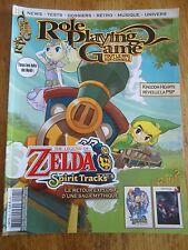 REVUE MAGAZINE ** ROLE PLAYING GAME n°21 ** JEUX VIDEOS RPG ZELDA KINGDOM HEARTS