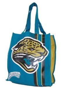 NFL Jacksonville Jaguars Handbag Shopping Bag