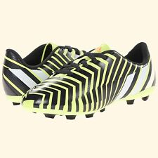 low priced 2b44f b9a81 adidas Predito FXG Junior Youth Kids Soccer Cleats Shoes B44357 2