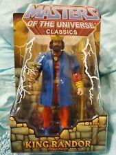 2012 Masters Of The Universe Classics KING RANDOR MOTU He-Man Mattel
