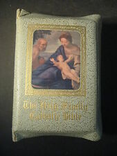 THE HOLY BIBLE with Confraternity Text 1957 Family Catholic Press