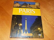 UNFORGETTABLE JOURNEY'S PARIS The City Of Light Travel Series Journey DVD NEW