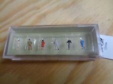 1:200 Preiser 80907 PASSERS-BY figures. orig. Packaging
