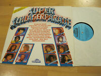 LP Various Super Schlagerparade Nicole Kaczmarek IBO  Vinyl Polystar 819 729-1