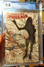 Amazing SpiderMan 4 Silk CGC 9.8 Ramos Cover PLUS ASM 1-3, 5 and SILK #1