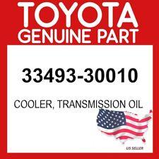 TOYOTA GENUINE 33493-30010 COOLER, TRANSMISSION OIL OEM