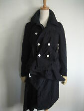 JUNYA WATANABE Comme Des Garcons Jacket and sarueru pants Japanese designer