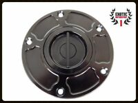 Fuel Gas Cap Ducati 899 1199 959 1299 Panigale - ALL YEARS  Black