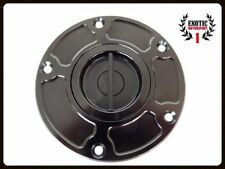 Fuel Gas Cap Ducati Monster  696 / 796 / 1100 / EVO - ALL YEARS  Black