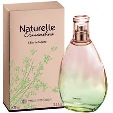 Yves Rocher NATURELLE OSMANTHUS  Eau de Toilette, 75 ml, NIB