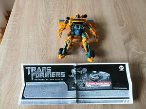 Transformers Revenge of The Fallen Bumblebee Toy Hasbro