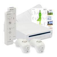 Nintendo Wii Konsole + Sports + Fit + Balance Board + 2 Remotes + 2 Nunchuks