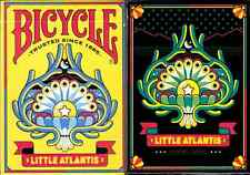 Bicycle Little Atlantis Playing Cards 2 Deck Set - Limited Edition - SEALED