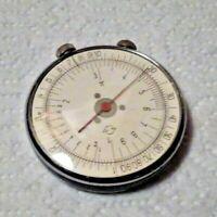 Slide Rule Circular Logarithmic ruler KL-1