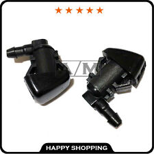 2x Windshield Washer Nozzle for Ford F250 F350 F450 F550 Super Duty 7C3Z 17603 A