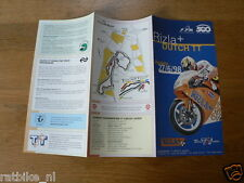 1998 FLYER DUTCH TT ASSEN 1998 GRAND PRIX,MOTO GP