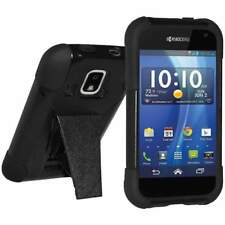 NEW AMZER DUAL LAYER RUGGED HYBRID KICKSTAND COVER CASE FOR KYOCERA HYDRO XTRM