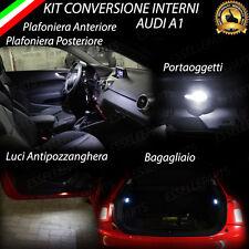 KIT FULL LED INTERNI AUDI A1 SPORTBACK KIT COMPLETO CANBUS