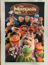 """The Muppets 8.5/"""" x 11/""""  Movie  Poster T19"""