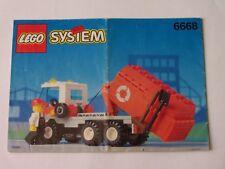 LEGO® Bauanleitung / Instruction Nr. 6668
