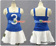 One Piece Cosplay Costume Nami Two Years Before And Later Vest Dress H008