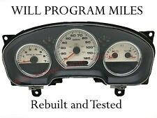 2004 Ford F150 LARIAT Speedometer Speedo Cluster OEM *Any miles* 4L34-10849 EN