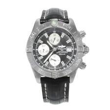 Relojes de pulsera automático Breitling cronógrafo