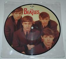 THE BEATLES, LOVE ME DO b/w P.S. I LOVE YOU, PARLOPHONE RP 4949 PICTURE DISC