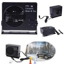 Auto Car 2in1 Heating Ceramic Heater Fan Cooling Dryer Defroster Demister 12V