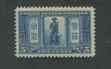 1925 United States Postage Stamp #619 Mint Never Hinged XF Original Gum