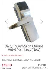 Onity Trillium Lock 90020 Rfid626 Rh New Hotel Door Latch/Lock Huge Savings