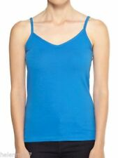 Tank, Cami Solid Stretch Tops for Women