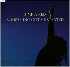 LP 6368  SIMPLY RED  SOMETHING GOT ME STARTED