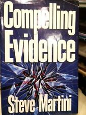 COMPELLING EVIDENCE by STEVE MARTINI 1992 HC Book 1ST ED