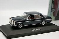 Ixo Presse 1/43 - Mercedes 200 1968 Bleue