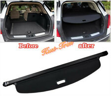 Fit For Cadillac XT5 2016-2020 Black Car Rear Trunk Cargo Luggage Shade Cover