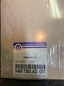 Mopar 04897383AD Intake Manifold Set OEM Brand New