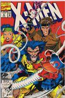 X Men #4 ORIGINAL Vintage 1992 Marvel Comics 1st Omega Red