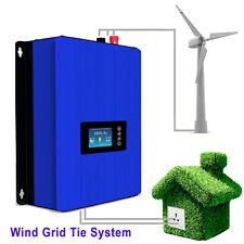 2 kW Wind Inverter Windrad, Windgenerator, Windturbine, Windenergie  - 48V  2Gen