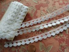 """French Antique Lace  Trim BOBBIN 3 yards +30"""""""