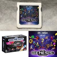 Nintendo DS -  SEGA GENESIS classics 130+ in 1 ( no repeat ) us version