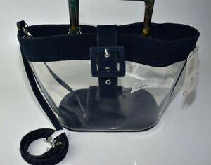 BNWT Zara Leather And Vinyl Tote Bag RRP£49.99