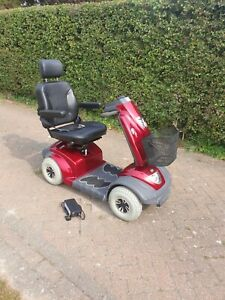 TGA MYSTERE  MOBILITY SCOOTER 8 MPH  VERY GOOD CONDITION