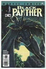 BLACK PANTHER #48 | Vol. 3 | Death of the Black Panther part 1 | HTF | 2002 | NM