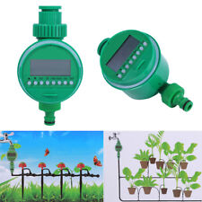 Automatic Electronic Watering Irrigation System Water Timer Garden Plastic DH