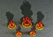 Litko - Variety Flaming Wreckage Markers