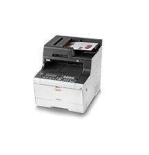 OKI MC563dn Farblaser-Multifunktionsgerät 46357132 A4 Scanner Fax ADF LAN USB