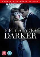 Fifty Shades Darker Unmasked Edition [DVD  Digital Copy] [2017] [DVD][Region 2]