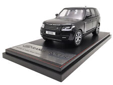 Range Rover Sv Autobiography Dynamic 2017 Black LCD MODELS 1:43 LCD43001BL